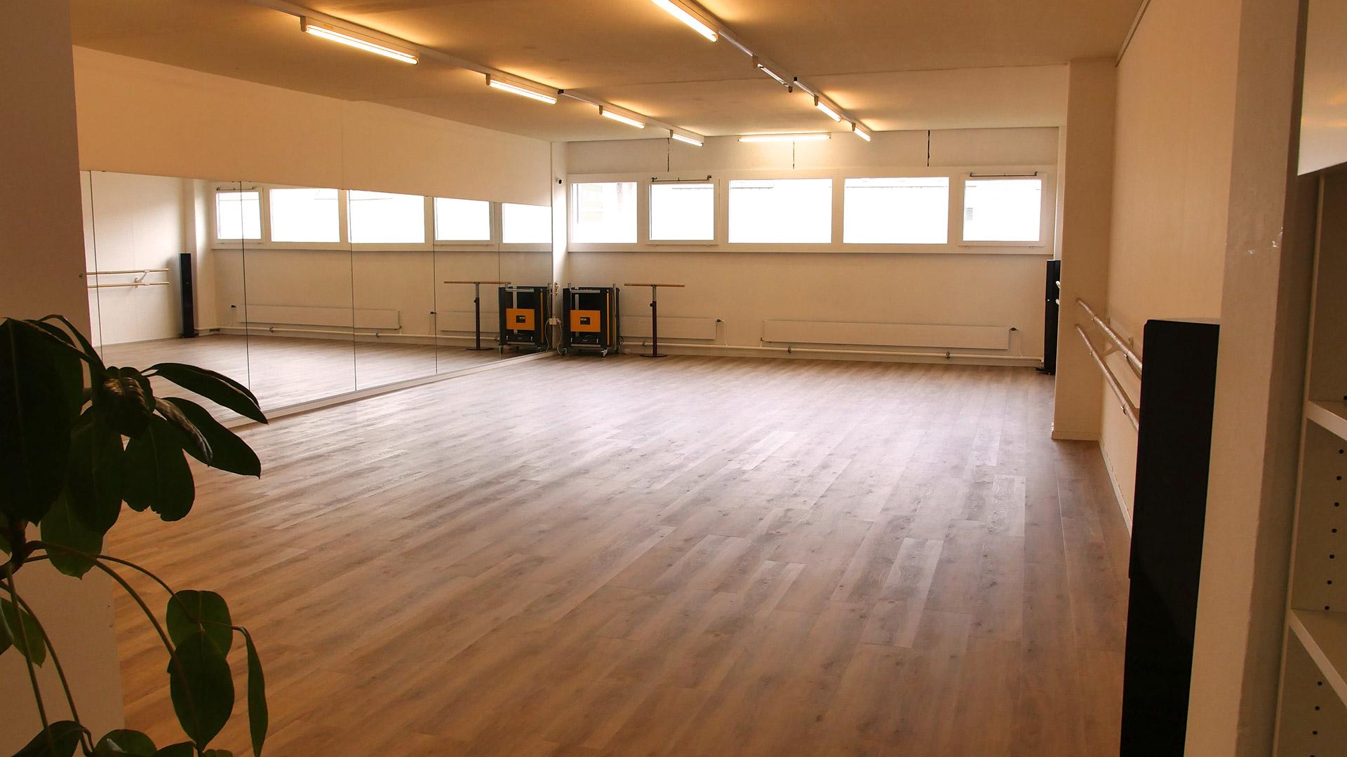 MDS Studio 2, 100m2
